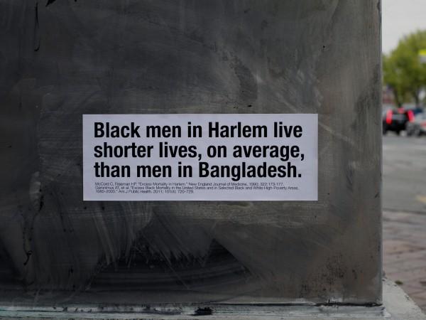<span>Black life expectancy in Harlem</span><i>→</i>